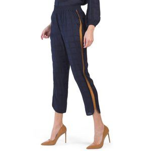 Anthropologie THE ODELLS Trina Color Block Pant XS